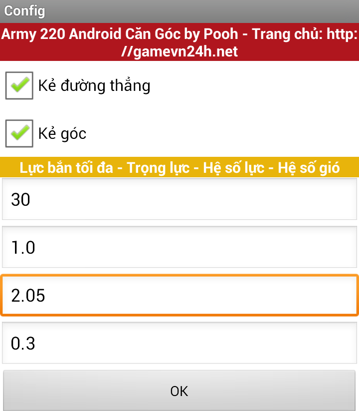 tai army 2 android can goc